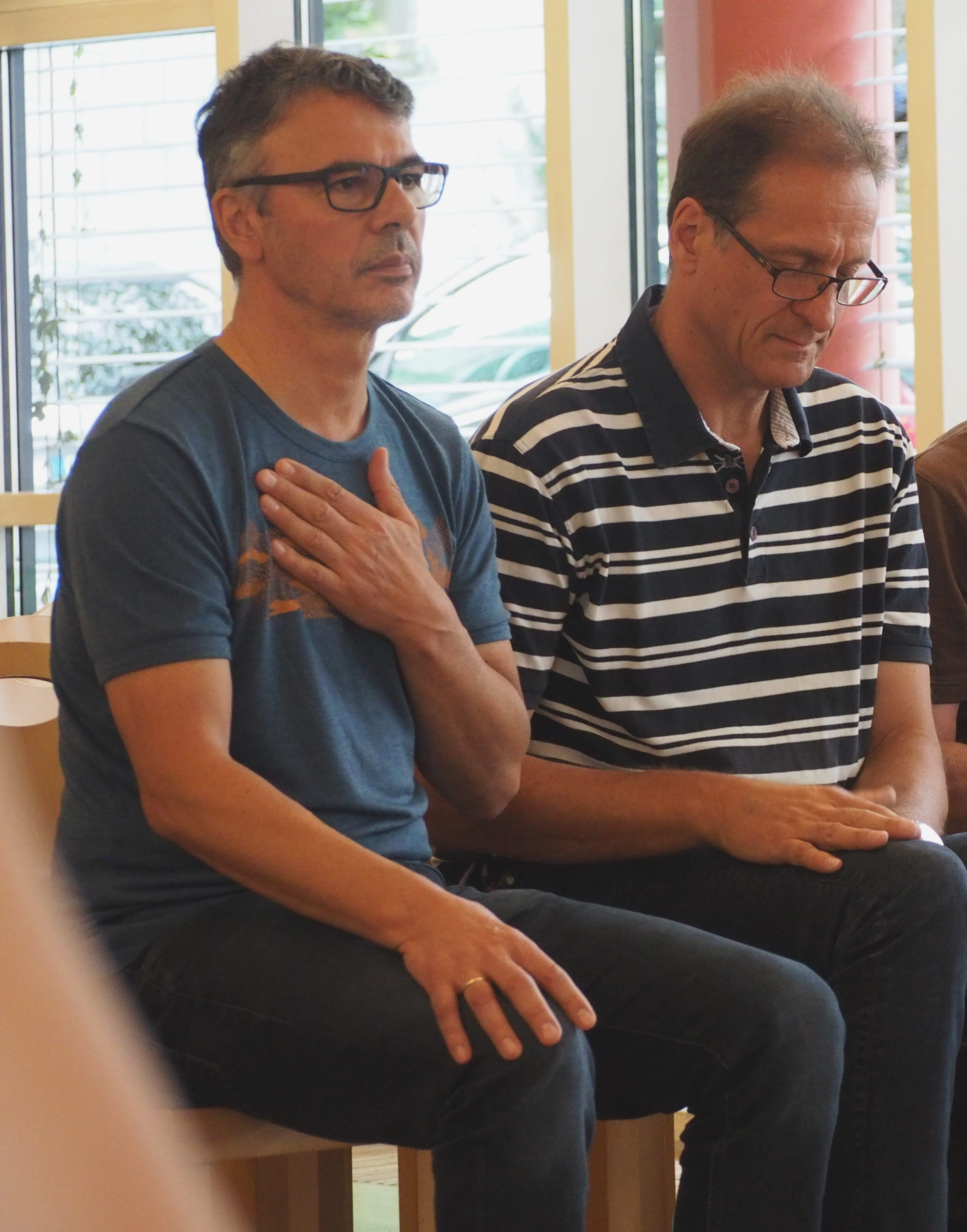 Seminar kennenlernen teilnehmer