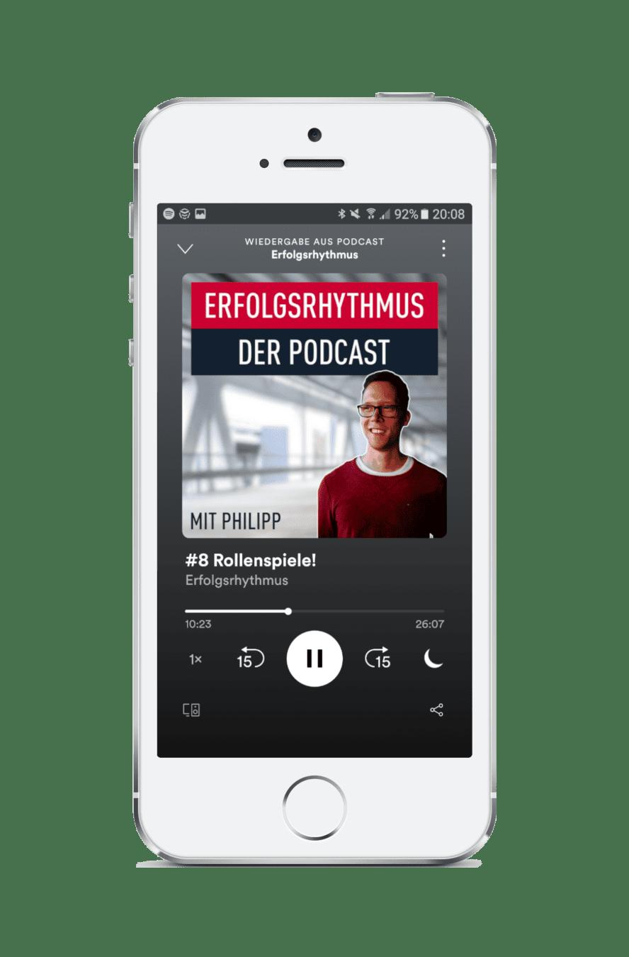 Erfolgsrhythmus Der Podcast